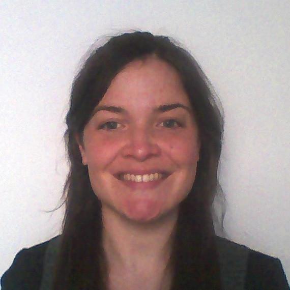 Portrait of Dr Lucie Schmaltz